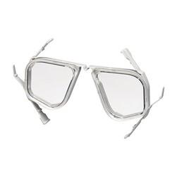Corrective Lens for Single Lens Mask